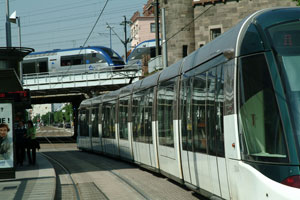 Multimodalit Cts Compagnie Des Transports Strasbourgeois
