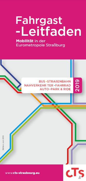 Fahrkarten Cts Compagnie Des Transports Strasbourgeois